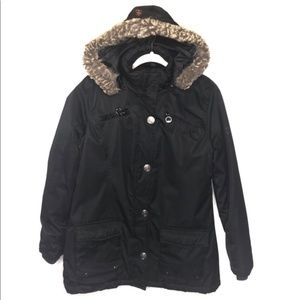 Oppenheimer arctic expedition winter jacket